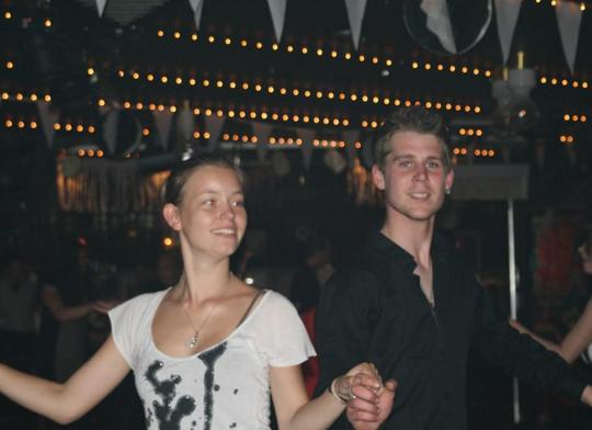 Dansschool Uithoorn, zeer gezellig
